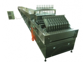 Automatic biscuit factory machine