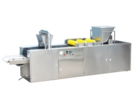 Automatic Cream Injection Machine for Hollow Biscuits